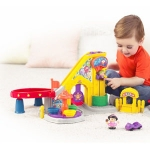 Парк аттракционов fisher price little people