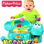 Динозаврик Дино Fisher-Price Go Baby Go напрокат!