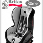 Детское кресло Römer Duo Plus Mercedes IsoFix 9-18kg USA