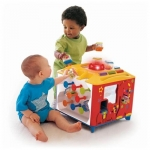 Куб  Incrediblock Fisher-price блок