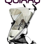 Прогулочная коляска Quinny Zapp Xtra natural
