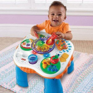 Fisher Price - Laugh & Learn Learning Table