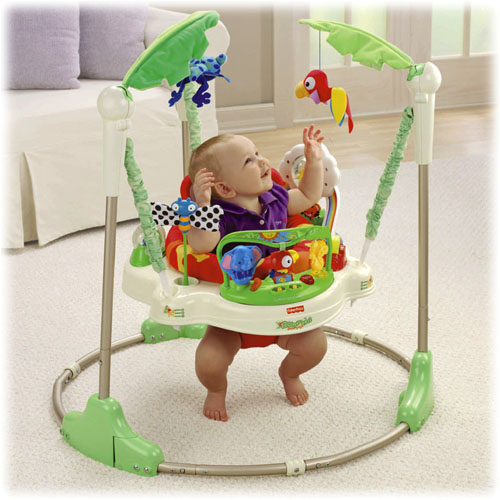 Fisher-Price Rainforest Jumperoo#