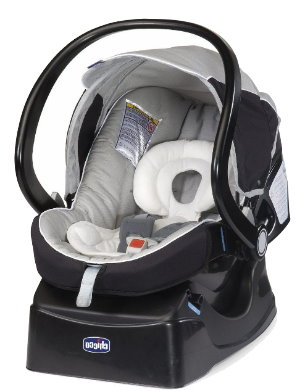 Автокресло  Chicco Auto-Fix Plus Tecna.