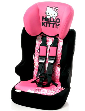 Автокресло Beline SP, 9-36 кг. Osann Racer SP Hello Kitty, Nania (Наниа)