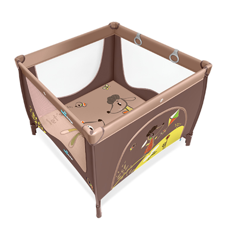 Манеж Baby Design Play Up прокат