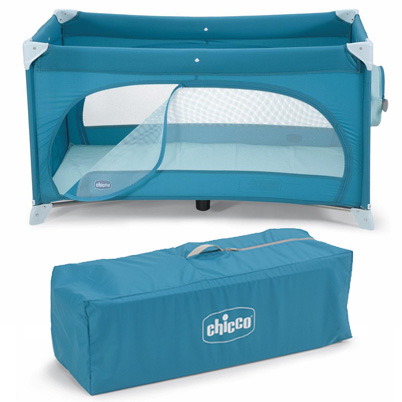 Манеж-кровать Chicco Easy Sleep Travel Cot