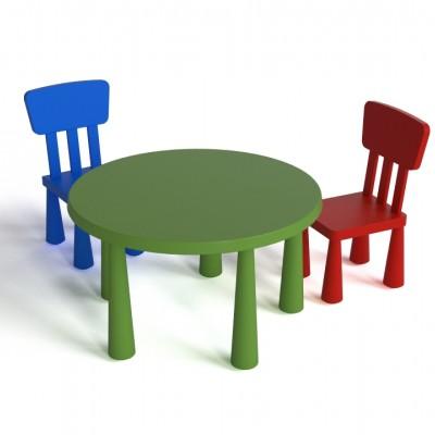 Стол + стул МАММУТ напрокат