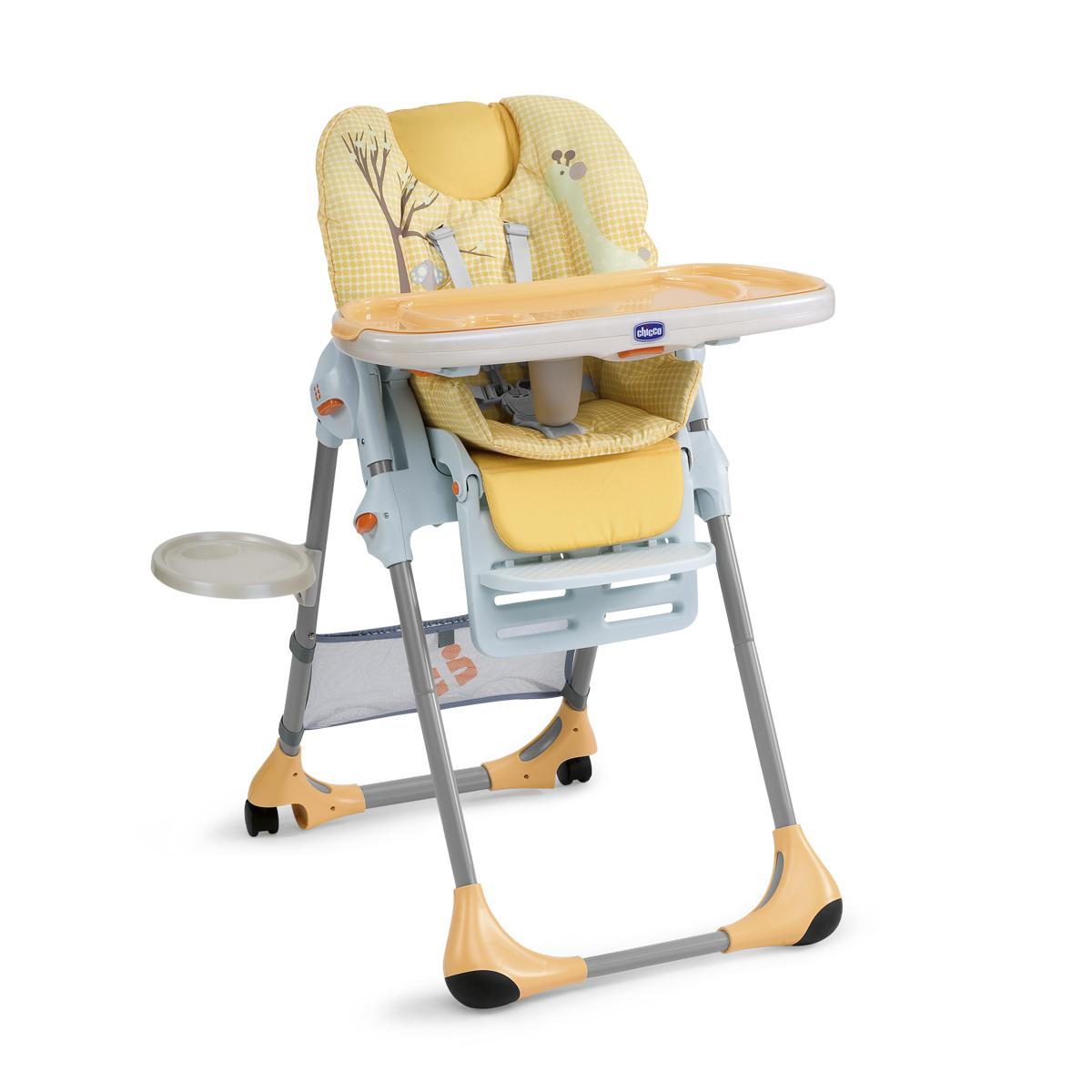 Chicco Polly 2 в 1 ZANZIBAR стульчик напрокат