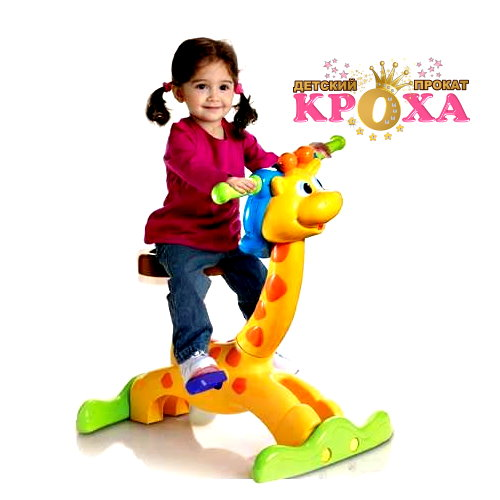 VTech Ride Learn Giraffe Bike/ Жираф велосипед