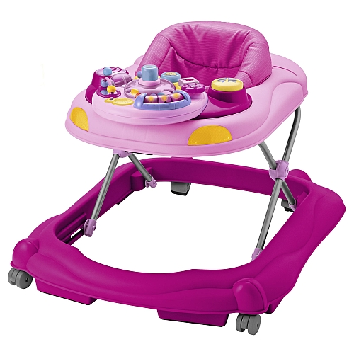 BRUIN Step Walker 2 in 1 pink rent