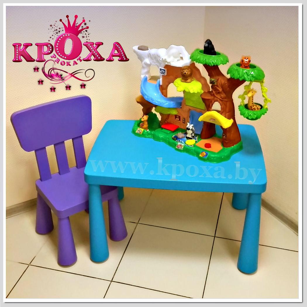 стол стул маммут напрокат стульчики для кормления напрокат в