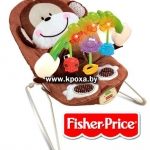 Deluxe Monkey Bouncer Fisher Price