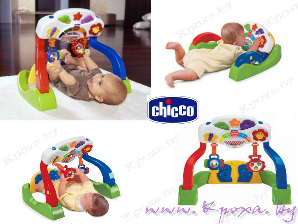 Chicco Duo Gym Activity Center