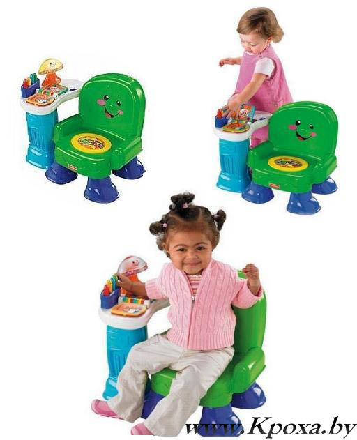 Fisher-Price Song and Story Learning Chair