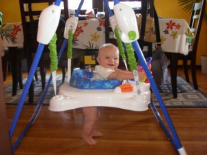 Fisher Price Deluxe Jumperoo Review