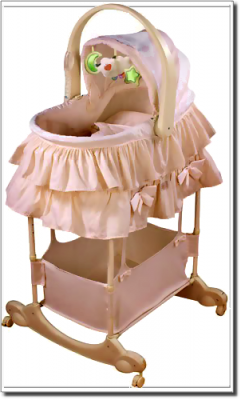 Колыбелька FIRST YEARS модель Carry Me Near 5-in-1 Bassinet