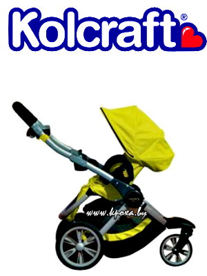 Kolcraft Contours Options 3 Wheeler